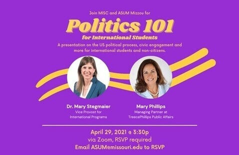 Politics 101 for International Students