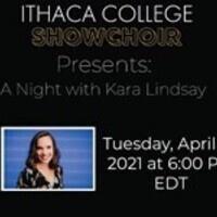 IC Showchoir Presents: A Night with Kara Lindsay