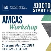 AMCAS Workshop
