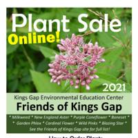 Friends of Kings Gap Plant Sale - Pickup Day