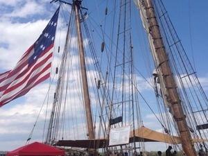 Pride of Baltimore II Visits Havre de Grace