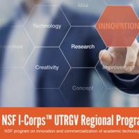 NSF I-Corps UTRGV Regional Program