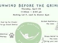 Spring 2021 Unwind Before the Grind