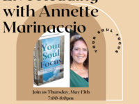 Your Soul Focus: Live Reading with Annette Marinaccio