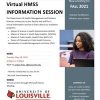HMSS Virtual Information Session
