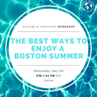 The Best Ways to Enjoy a Boston Summer!