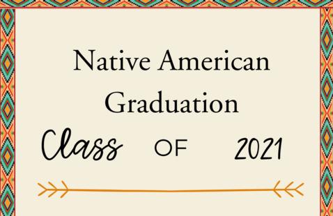 Native American Graduation