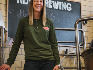Beer Innovation: The Intersection of Art and Science with Shelley Smith