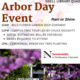 Arbor Day Event & Campus Tree Tour