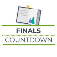 Finals Countdown at the Learning Commons: April 26 - May 13