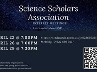 Interest Meeting: Science Scholars Association