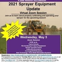 2021 Sprayer Workshop