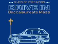 Drive-In Baccalaureate Mass