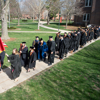 Commencement – Class of 2021