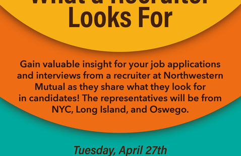 Northwestern Mutual Presents: What a Recruiter Looks For