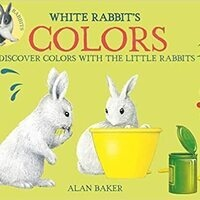 StoryWalk® @ North Avenue Library: White Rabbit's Colors