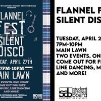 Flannel Fest / Silent Disco