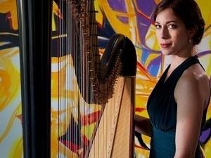 Jacqueline Pollauf Solo Harp LIVE STREAMING CONCERT