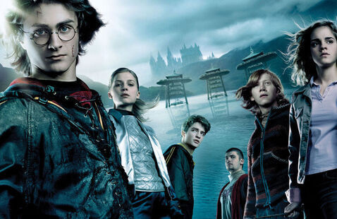 """Night at the Movies- """"Harry Potter and the Goblet of Fire"""""""