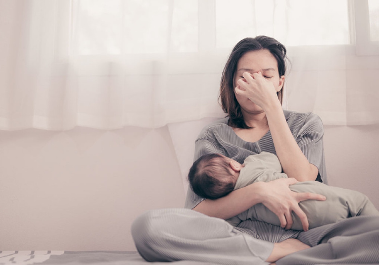 The Worst Kept Secret: Perinatal Mood and Anxiety Disorders