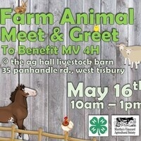 Farm Animal Meet & Greet