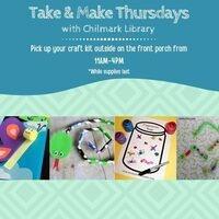 Take & Make Thursdays