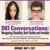 DEI Conversations: Navigating Disability, Both Visible and Invisible