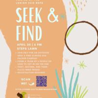 Seek & Find | Sustainability