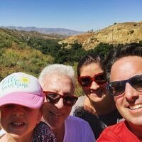 Family Nature Walks at Placerita Canyon