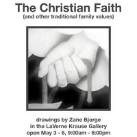 """""""The Christian Faith (and other traditional family values)"""""""