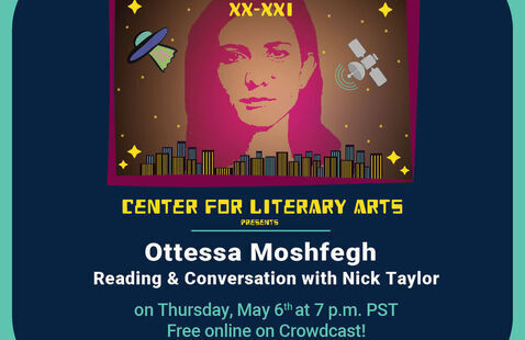 CLA Presents: Ottessa Moshfegh