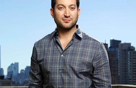 Jon Oringer, Founder & Executive Chairman, Shutterstock @ Knight Venture Leader Series
