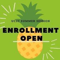 Summer Session Enrollment Open