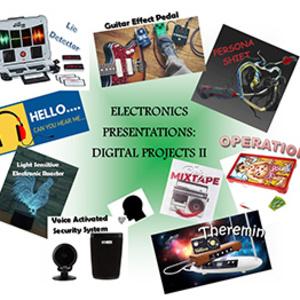 Physics & Astronomy Electronics Presentations