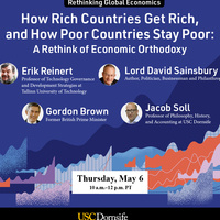 How Rich Countries Get Rich, and How Poor Countries Stay Poor: A Rethink of Economic Orthodoxy