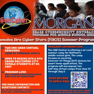 GenCyber FACS Summer Camp