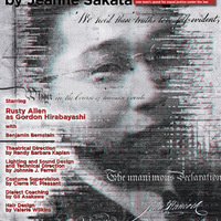 """GENseng Presents a ZOOMed Concert Reading Performance of Jeanne Sakata's Play, """"Hold These Truths"""""""