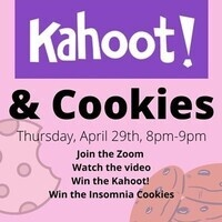 Kahoot and Cookies