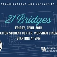 SOA's Cinema Series: 21 Bridges