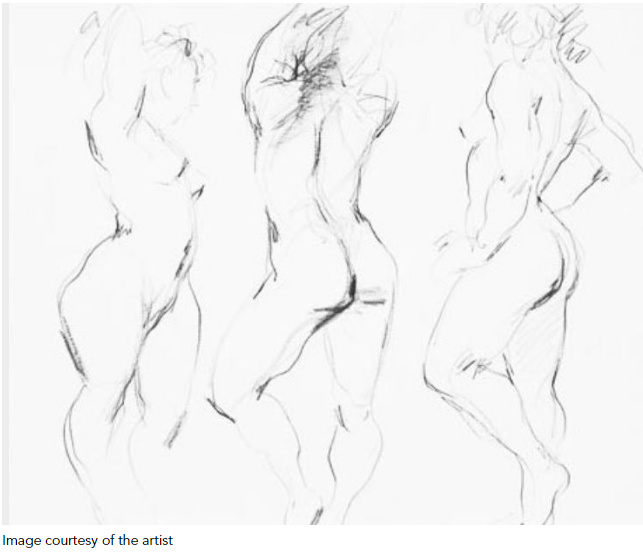 Life Drawing with Linda Capello