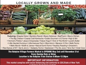 Babylon Village Farmers Market