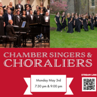 Chamber Singers and Choraliers