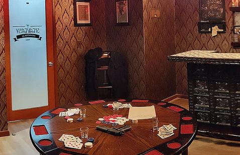 Virtual Escape Room Scene