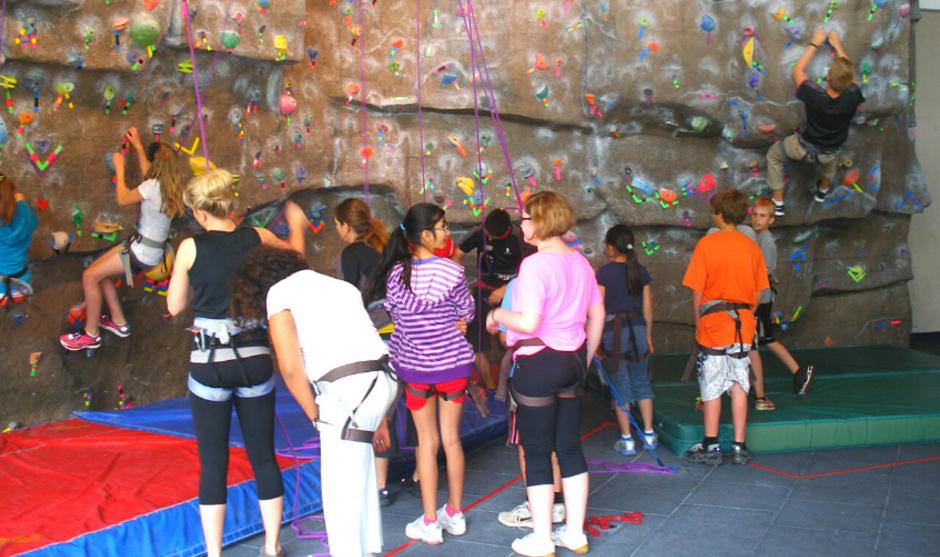 Rock Wall Family Days