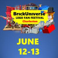 BrickUniverse Charleston LEGO Fan Expo