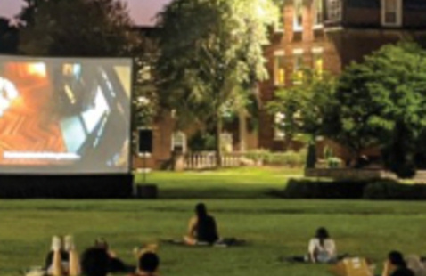 Outdoor Movie on Eastman Quad [CANCELLED]