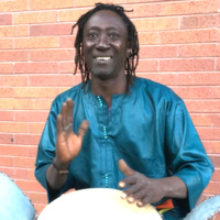 UCR Doundounba Festival 2021 - West African Drum and Dance with Master Drummer Bara M'Boup and Will Gordon - Online!