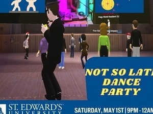 Not So Late Dance Party