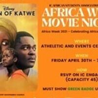 Africa Week: Movie Night