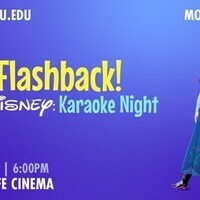 Flashback!: Disney Karaoke Night